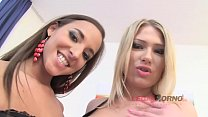 LEGALPORNO FULL SCENE - Amirah Adara & Lucy Heart anal rimming video