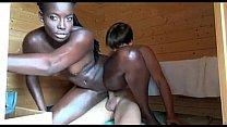 black teen girl