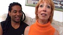 Sexy Older Moms Loves Fucking Big Black Cock in Interracial Video