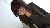 a woman office worker modeling as an amateur model - Juri 1