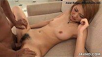 Kanako Kimura japanese av girl gets creamed in a threesome
