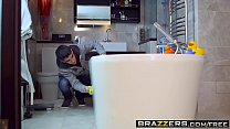 Brazzers - Mommy Got Boobs - Leigh Darby Jordi El Nino Polla - Bathing Your Friends Dirty Mama
