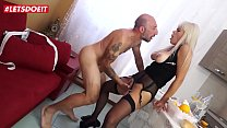Big Tits MILF Fucked In The Ass By Omar Galanti
