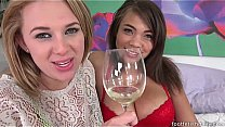 Cassidy Banks and Brooke Wylde  - Foot Fetish Daily