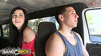BANGBROS - The BangBus Crew Picks Up Latina Amateur On Streets Of Miami