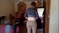 Bokep trying clothes milf