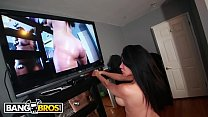 BANGBROS - Sheila Marie Shows Off Them Big Tits And Her Huge Round Ass