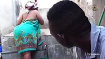Ebony sex with big ass girlfriend