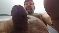 Man Amateur Big Cock Daddy Masturbation HD Video