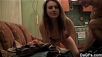 Couple Sextape Is The Hottest Thing You'll See Today