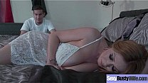 Busty MILF Kianna Dior has her pussy licked