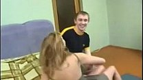 Mature Woman Butt Fucked By A Young Guy