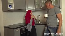 muslim bitch fucked hard