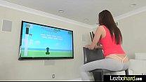 Hot Lesbos Girls (Shyla Jennings & Ruby Sparx) Make Love On Camera mov-26