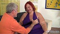 bbw hole fat woman