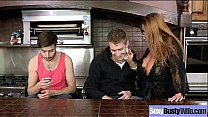 Hard Style Sex On Tape With Big Melon Tits Hot Mommy (kianna dior) movie-19