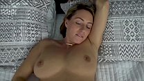 Mom Helps Stressed Son Cum - Older Woman, Virtual Sex, Brunette