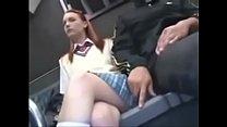 Sexy schoolgirls getting fucked
