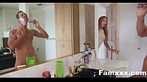 Mom Showered While I fucked My Step-Dad  | Famxxx.com