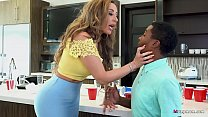 Bokep Lucky Black Boy Spanked by Big Tits Mom Richelle Ryan