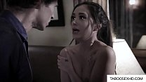 Angry stepbrother fuck his sister real hard doggy - Part 1