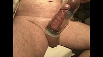 Penis pump homemade by Kater xxx - part 1