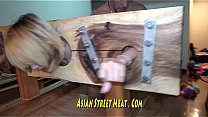 Medieval Blond Rosewood Asian Punishment