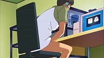 Big Tits Anime Nurse Masturbation Orgasm
