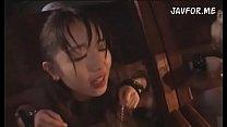 Sepuluh pria Jepang menggairahkan kolektif tiga gadis cantik