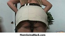 Amateur milf having interracial sex at home 27