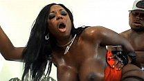 Ebony Loves Big Black Cock