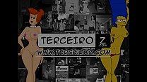 Bokep Resident Evil em desenho animado