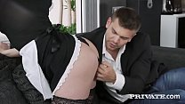 Stasy Riviera gets fucked by a hard cock