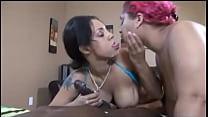 Pinky And Jazmine Sucking Dick