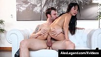 Sexy Samurai, Marica Hase, opens her tiny Jap cock garage to get fat dick Alex Legend to fill her hole & cum all over her! Full Video & Alex Fucking Chicks @ Alex Legend.com!