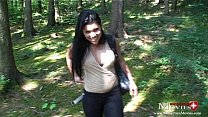 Teeny Amanda Jane im Wald geil gefickt - SPM Amanda20TR24
