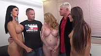 Bokep Epic orgy with Jasmin Jae, Mea Melone and Harmony Reign