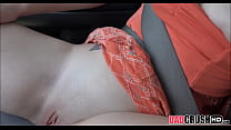 Sexy Young Innocent Step Daughter Sucking Dad's Cock In Car
