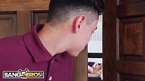 BANGBROS - Horny Step Sister Karlee Grey Spied On By Juan El Caballo Loco
