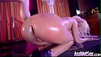 Deep Hard Anal Sex With Big Round Ass Slut Girl (Jessie Volt) video-14