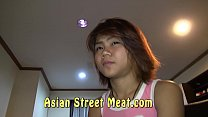 Asian Girl Blessed With No Moraility