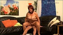 Massive Breasted German Mature