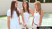 Lesbians Girl On Girl (Dani Daniels & Malena Morgan & Lia Lor) Sex Action Scene clip-26