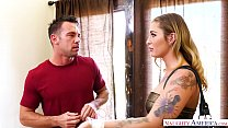 Bokep Kleio Valentien Cheats With Boyfriend's Best Friend And Squirts on His Big Dick
