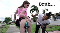 BANGBROS - Alex Blake Interracial Sex Scene