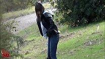 Jap girl pubic pee humiliation