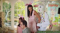 xncams.ml Cute teen Avi surprises easter bunny with wet pussy