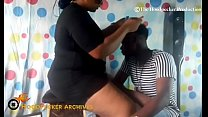 Beautiful South African woman fucked