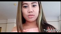 Thai girl picked up for sex