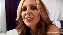 You know you have always fantasized about dumping a huge load on Julia Ann's amazing tits. New video from Julia Ann that you can get at her Official Site.  Julia is live weekly exclusively for me